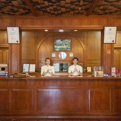 Отель Tropica Bungalow Resort интерьер отеля фото 3