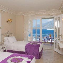 Lukka Exclusive Hotel Турция, Калкан - отзывы, цены и фото номеров - забронировать отель Lukka Exclusive Hotel - Adult Only онлайн комната для гостей фото 2