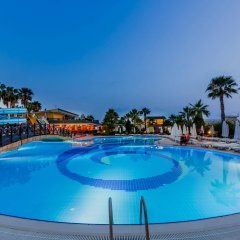 Holiday Garden Hotel Alanya Турция, Окурджалар - отзывы, цены и фото номеров - забронировать отель Holiday Garden Hotel Alanya онлайн бассейн фото 2