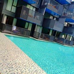 Отель Patong Beach Luxury Condo бассейн
