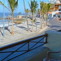Hotel La Siesta балкон