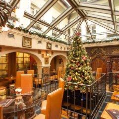 Отель U Zlateho Stromu Прага развлечения