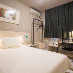Отель Jinjiang Inn Shenzhen Huanggang Port Китай, Шэньчжэнь - отзывы, цены и фото номеров - забронировать отель Jinjiang Inn Shenzhen Huanggang Port онлайн комната для гостей фото 5
