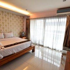 Апартаменты Kaewfathip Apartment Паттайя фото 6