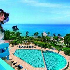 Elias Beach Hotel бассейн фото 2
