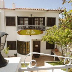 Ericeira Chill Hill Hostel & Private Rooms - Peach Garden балкон