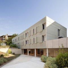 Отель Residencia Universitaria Torre Girona Испания, Барселона - отзывы, цены и фото номеров - забронировать отель Residencia Universitaria Torre Girona онлайн вид на фасад
