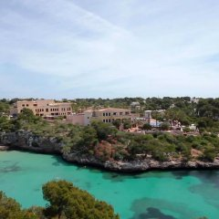 Cala Ferrera Hotel пляж фото 2