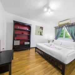 Отель Villas In Pattaya Green Residence Jomtien Beach Паттайя сейф в номере