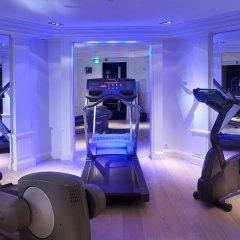 Отель Room Mate Alain фитнесс-зал