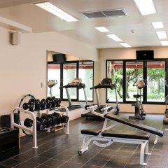 Отель APSARA Beachfront Resort and Villa фитнесс-зал