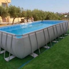 Отель Villa Jolanda & Carmelo Агридженто спортивное сооружение