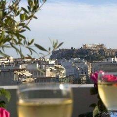 Отель Polis Grand Афины балкон