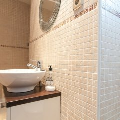 Апартаменты Montaber Apartments - Plaza España Барселона ванная фото 2