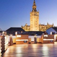Отель Fontecruz Sevilla Seises Испания, Севилья - отзывы, цены и фото номеров - забронировать отель Fontecruz Sevilla Seises онлайн приотельная территория фото 2