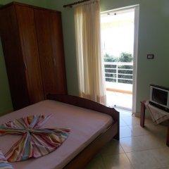 Отель Erioni Албания, Саранда - отзывы, цены и фото номеров - забронировать отель Erioni онлайн комната для гостей фото 5