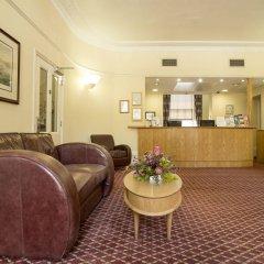 Отель The Darlington Hyde Park интерьер отеля
