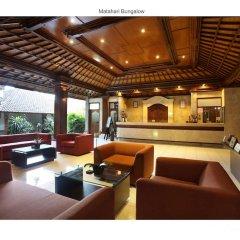 Отель Matahari Bungalow интерьер отеля фото 3