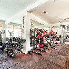 Отель Oriental Beach Pearl Resort фитнесс-зал фото 4