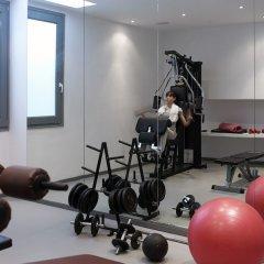 Отель Santorini Kastelli Resort фитнесс-зал фото 2