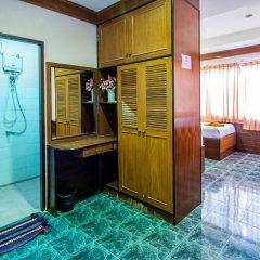 Отель AC Resort сауна