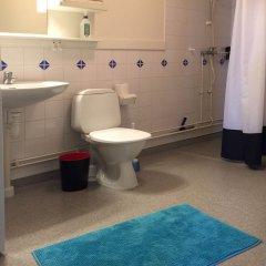 Отель Eklanda Heden Швеция, Гётеборг - отзывы, цены и фото номеров - забронировать отель Eklanda Heden онлайн ванная