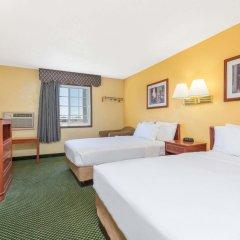 Отель Days Inn by Wyndham Great Bend США, Хойзингтон - отзывы, цены и фото номеров - забронировать отель Days Inn by Wyndham Great Bend онлайн комната для гостей фото 3