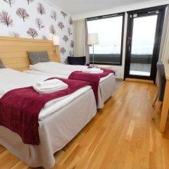 Отель Voksenaasen комната для гостей