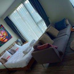 Отель Patong Beach Luxury Condo комната для гостей фото 2
