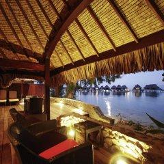 Отель Sofitel Moorea la Ora Beach Resort Французская Полинезия, Папеэте - 1 отзыв об отеле, цены и фото номеров - забронировать отель Sofitel Moorea la Ora Beach Resort онлайн гостиничный бар