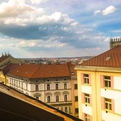 Hotel Victoria балкон