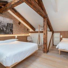 Отель Poli Grappa Suite Италия, Венеция - отзывы, цены и фото номеров - забронировать отель Poli Grappa Suite онлайн комната для гостей фото 2
