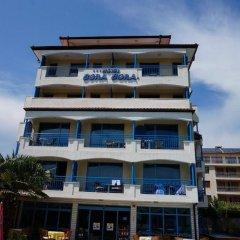 Bora Bora Hotel Солнечный берег вид на фасад фото 3