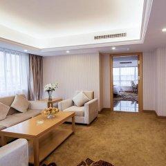 Отель Vienna International Hotel Zhongshan Torch Zone Китай, Чжуншань - отзывы, цены и фото номеров - забронировать отель Vienna International Hotel Zhongshan Torch Zone онлайн комната для гостей фото 2