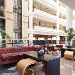 Constantinos The Great Beach Hotel интерьер отеля