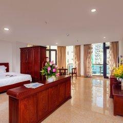 Отель Red Sun Nha Trang Hotel Вьетнам, Нячанг - отзывы, цены и фото номеров - забронировать отель Red Sun Nha Trang Hotel онлайн комната для гостей фото 4