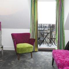 Отель Absalon Hotel Дания, Копенгаген - 1 отзыв об отеле, цены и фото номеров - забронировать отель Absalon Hotel онлайн балкон