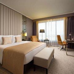 Гостиница Double Tree By Hilton Minsk комната для гостей фото 2