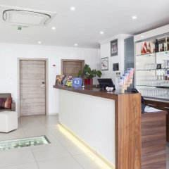 Primus Hotel & Apartments интерьер отеля