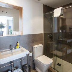 Отель Pensión Bule Испания, Сан-Себастьян - отзывы, цены и фото номеров - забронировать отель Pensión Bule онлайн ванная фото 2