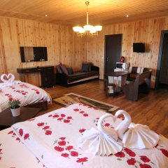 Мини-отель Папайя Парк комната для гостей фото 2