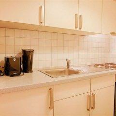 Апартаменты Aparion Apartments Leipzig Family в номере