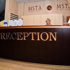 Msta Hotel спа