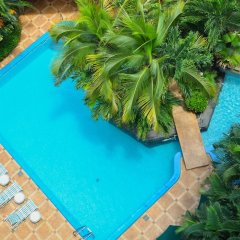 Отель Gran Sula Сан-Педро-Сула бассейн