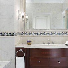 Отель The Ritz Carlton ванная