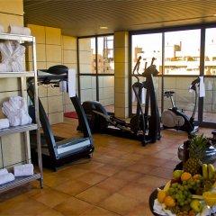 Отель Valencia Center Валенсия фитнесс-зал фото 2