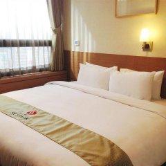 Отель SKYPARK Myeongdong II Южная Корея, Сеул - 1 отзыв об отеле, цены и фото номеров - забронировать отель SKYPARK Myeongdong II онлайн комната для гостей фото 4