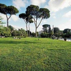 Отель Mercure Roma Piazza Bologna Италия, Рим - 1 отзыв об отеле, цены и фото номеров - забронировать отель Mercure Roma Piazza Bologna онлайн спортивное сооружение