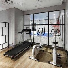 Отель Sadova Польша, Гданьск - отзывы, цены и фото номеров - забронировать отель Sadova онлайн фитнесс-зал фото 4