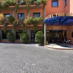 Grand Hotel Tiberio парковка